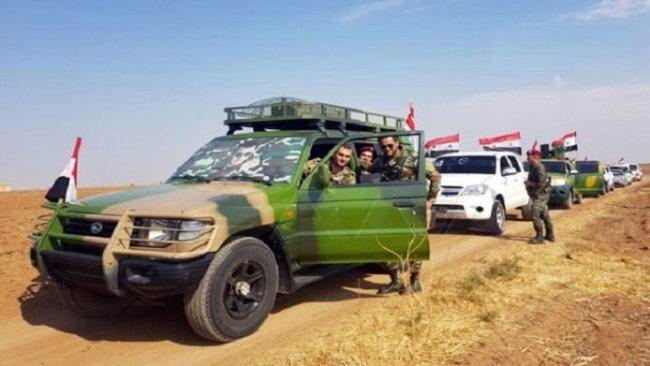 SANA: Suriye ordusu Serekaniye'ye girdi