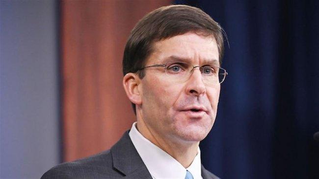 ABD Savunma Bakanı Esper'den DSG açıklaması