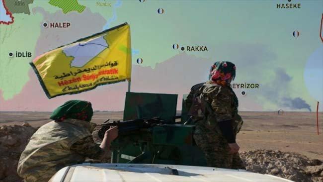 ABD'nin Kürt-sel dönüşüm projesi
