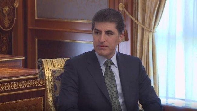 Başkan Neçirvan Barzani Katar'a gitti