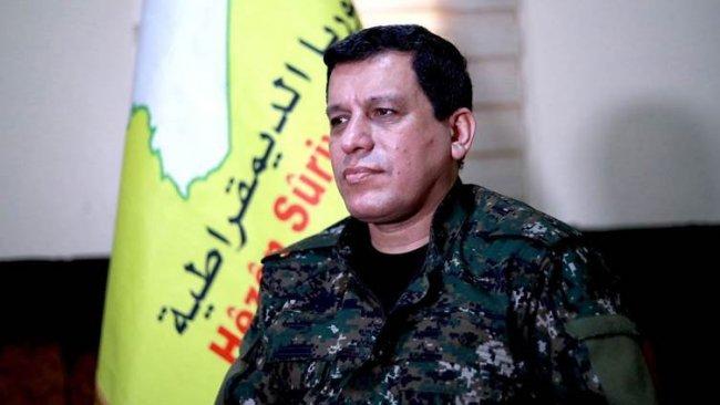FT: 'Bağdadi'ye yönelik operasyonu bilen tek yabancı General Mazlum Kobane'ydi'