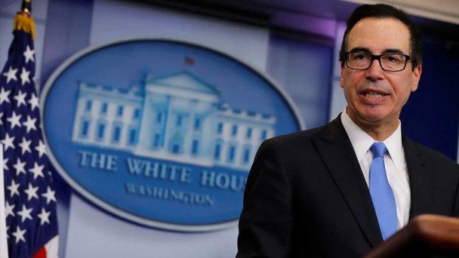 ABD Hazine Bakanı'ndan Türkiye'ye yaptırım açıklaması