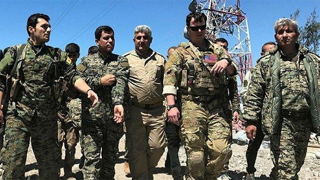 ABD'den Mazlum Kobane dahil yüzlerce DSG'liye özel vize