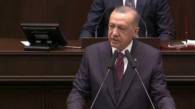 Erdoğan: Gerekirse güvenli bölge sahamızı genişletiriz