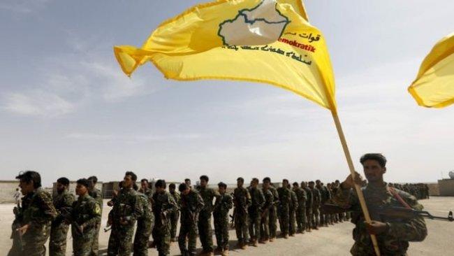Şam'dan DSG'ye 'orduya katılın' çağrısı