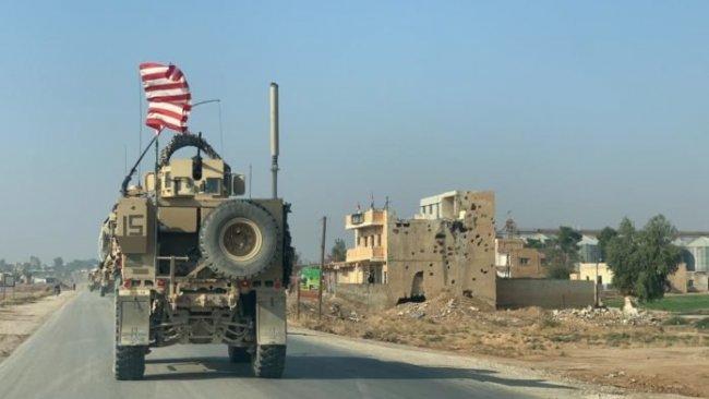 ABD askerleri ve Suriye ordusu tekrar karşılaştı!