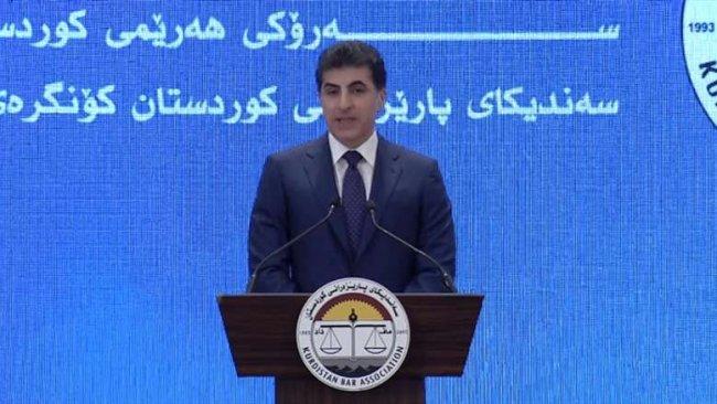 Başkan Neçirvan Barzani: Federal sistemi reddeden düzenlemeleri onaylamıyacağız