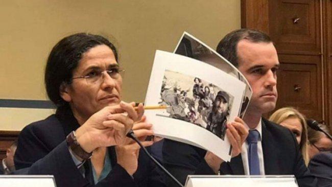 İlhan Ahmed'den Trump'a Rojava sorusu