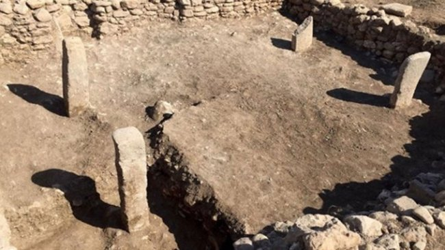 Kürt İlinde bulundu... Tam 11 bin 300 yıllık tapınak