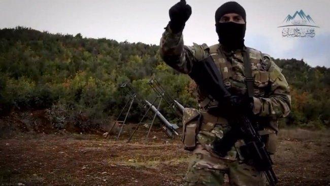 Suriye'de cihat yanlısı yeni örgüt yaptığı eylemle adını duyurdu