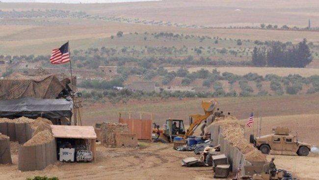 ABD Kobane'de yeniden üs kuruyor