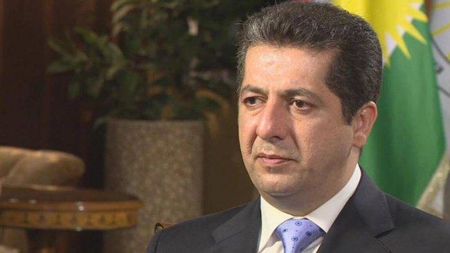 Başbakan Barzani'den Rojavalı siyasetçiye başsağlığı mesajı