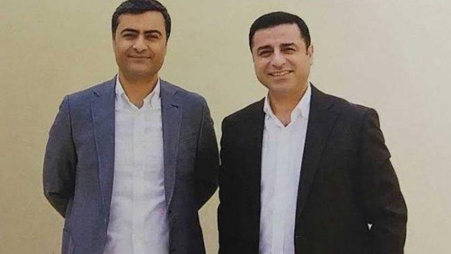 HDP'li Abdullah Zeydan hakkında tahliye kararı