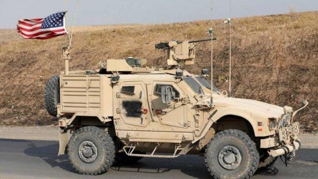 ABD askerleri Kamışlo'da YPG karargahına yerleşti