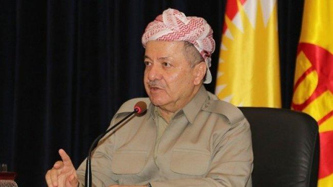 Başkan Barzani: Yaşananlar 15 yılda yapılan yanlışların sonucu