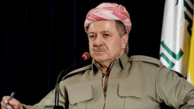 Başkan Barzani'den Kürt siyasetçiye başsağlığı mesajı