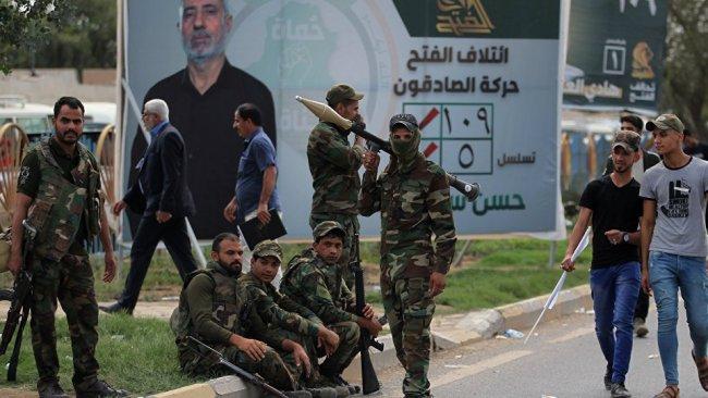 Haşdi Şabi'den ABD Büyükelçiliği'ne tehdit!