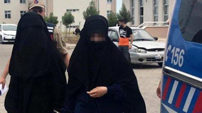 Interpol tarafından aranan IŞİD'li kadınlar Kilis'te yakalandı