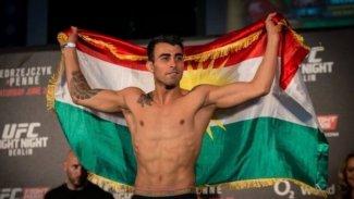 DSG Komutanı'ndan Kürt sporcuya teşekkür mesajı