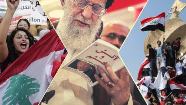 Irak ve Lübnan'daki hükümet karşıtı gösteriler, neden İran'ı rahatsız ediyor?