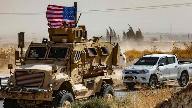 ABD doğruladı: SMO, Amerikan konvoyuna ateş açtı