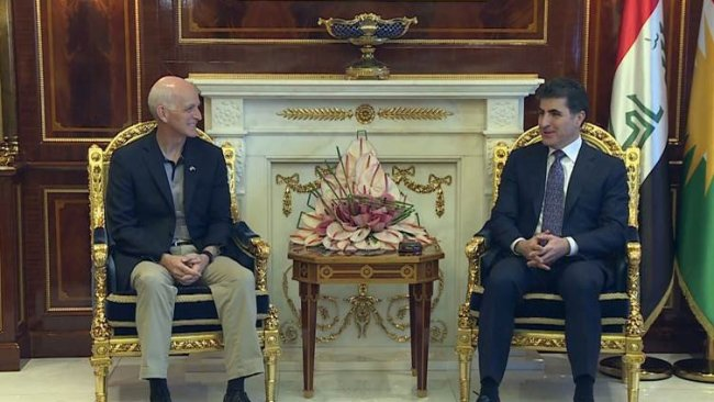 ABD Temsilciler Meclisi'nden Erbil'e ziyaret