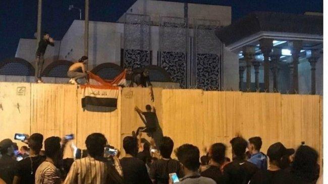 AFP: İran Konsolosluğu önünde 3 protestocu vurularak öldürüldü