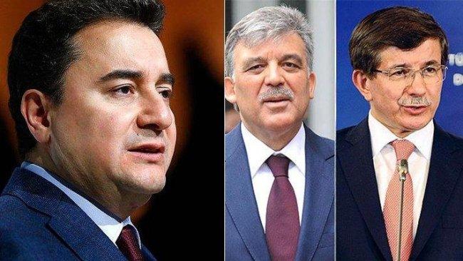 AKParti anketinden Babacan'a ve Davutoğlu'na ne kadar oy çıktı?