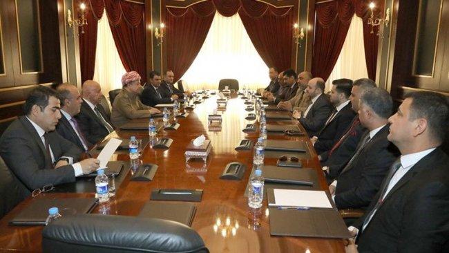 Başkan Barzani: Kürdistan halkının anayasal haklarına dokunulmamalı