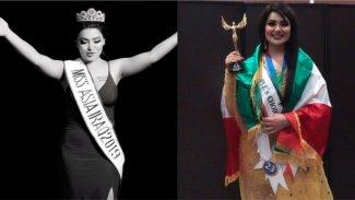 Kürt güzel halk oylamasında birinci oldu