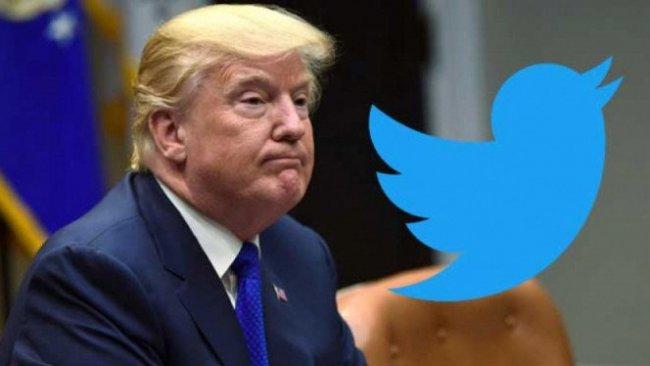 Trump'tan, Irak'taki gösterilerle ilgili yorumsuz tweetler!