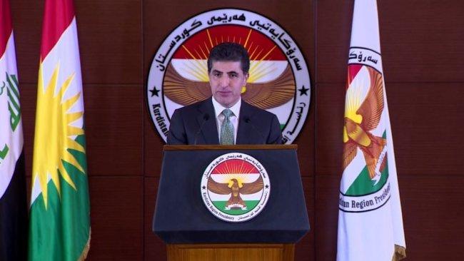Başkan Neçirvan Barzani'den önemli açıklamalar