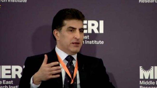 Başkan Neçirvan Barzani'den Rojava ve Mazlum Ebdi açıklaması