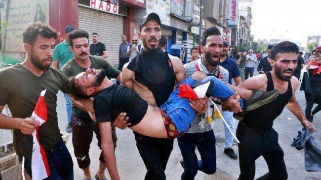 BM: Irak'ta yaşanan gösterilerde kan dökülmesi ürkütücü!