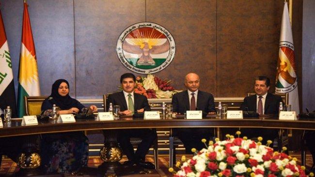 Kürdistan Yönetiminden 'Irak gündemli' kritik toplantı
