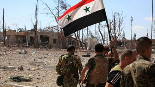 Suriye ordusu Kamışlo sınırına konuşlandı