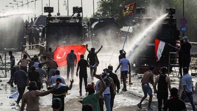ABD'den Irak hükümetine 'göstericilere kulak ver' çağrısı