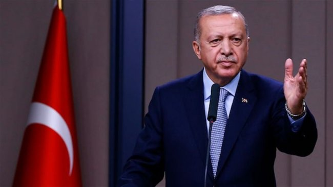 Erdoğan duyurdu: Bağdadi'nin hanımı da yakalandı