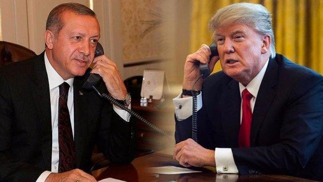 Erdoğan-Trump ile görüştü: 13 Kasım'da ABD'ye gidiyor