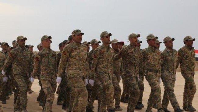Irak, IŞİD döneminde savaştan kaçan 45 bin askeri yeniden orduya aldı