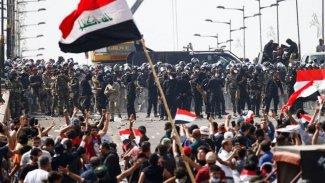 AB'den göstericilere karşı aşırı güç kullanılmasına tepki
