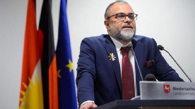 Almanya Kürt toplumu başkanı'na ölüm tehdidi