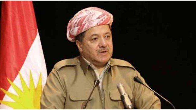 Başkan Barzani'den Irak açıklaması