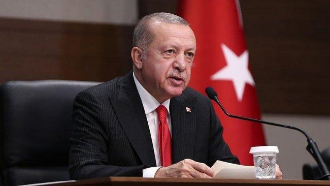 Erdoğan, YPG 120 ve 150 saatlik sürelerde tamamen çekilmedi