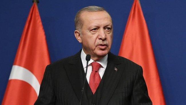 Erdoğan'dan 'Mazlum Kobane' açıklaması