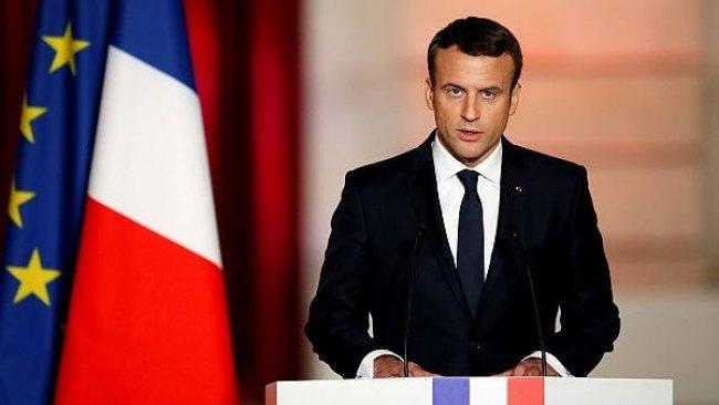 Macron'dan 'Rojava' tepkisi: NATO'nun beyin ölümü gerçekleşti