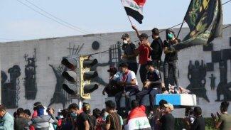 Af Örgütü: Gösterilerde İran yapımı ölümcül gaz bombası tespit edildi