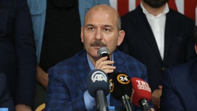 Soylu: IŞİD'lileri Pazartesi'den itibaren iade edeceğiz