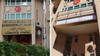 Artuklu Belediyesi Kürtçe, Süryanice yazılı tabelayı kaldırdı