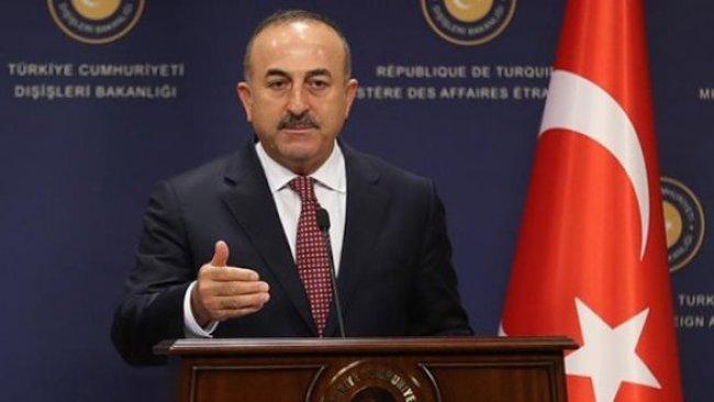 Çavuşoğlu: Suriye'nin zenginlikleri üzerinde hiç kimsenin hakkı yoktur